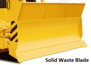 Solid Waste Blade