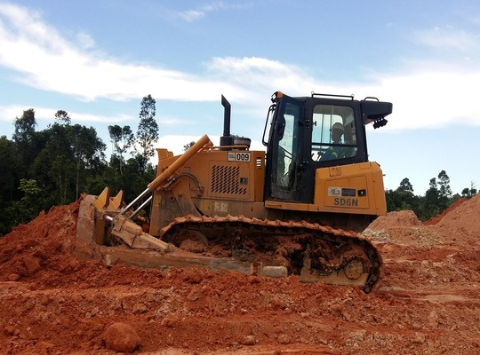 Sd6n Solid Waste Dozer