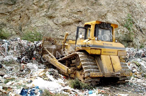 Sd7n Solid Waste Dozer