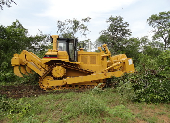 Sd7n Ripper Bulldozer