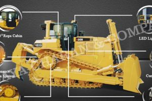 sd8n bulldozer high light