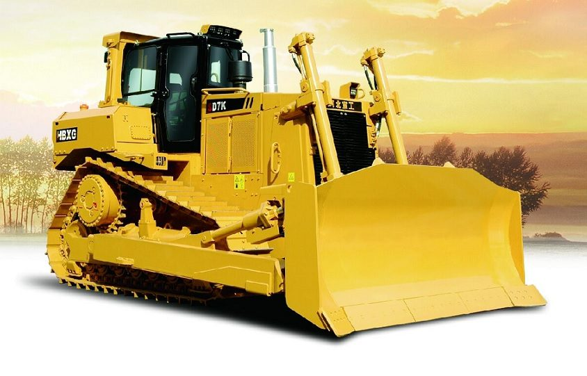 SD7K dozer for ripping